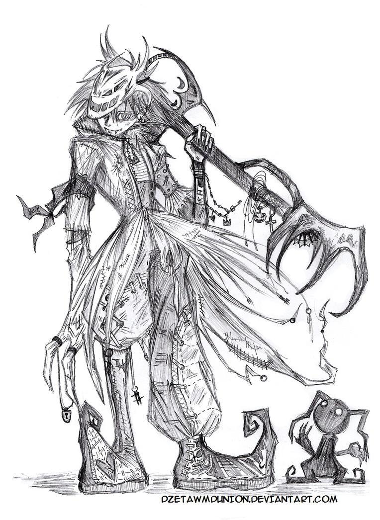 Sora_Halloween_Costume by dzetaWMDunion