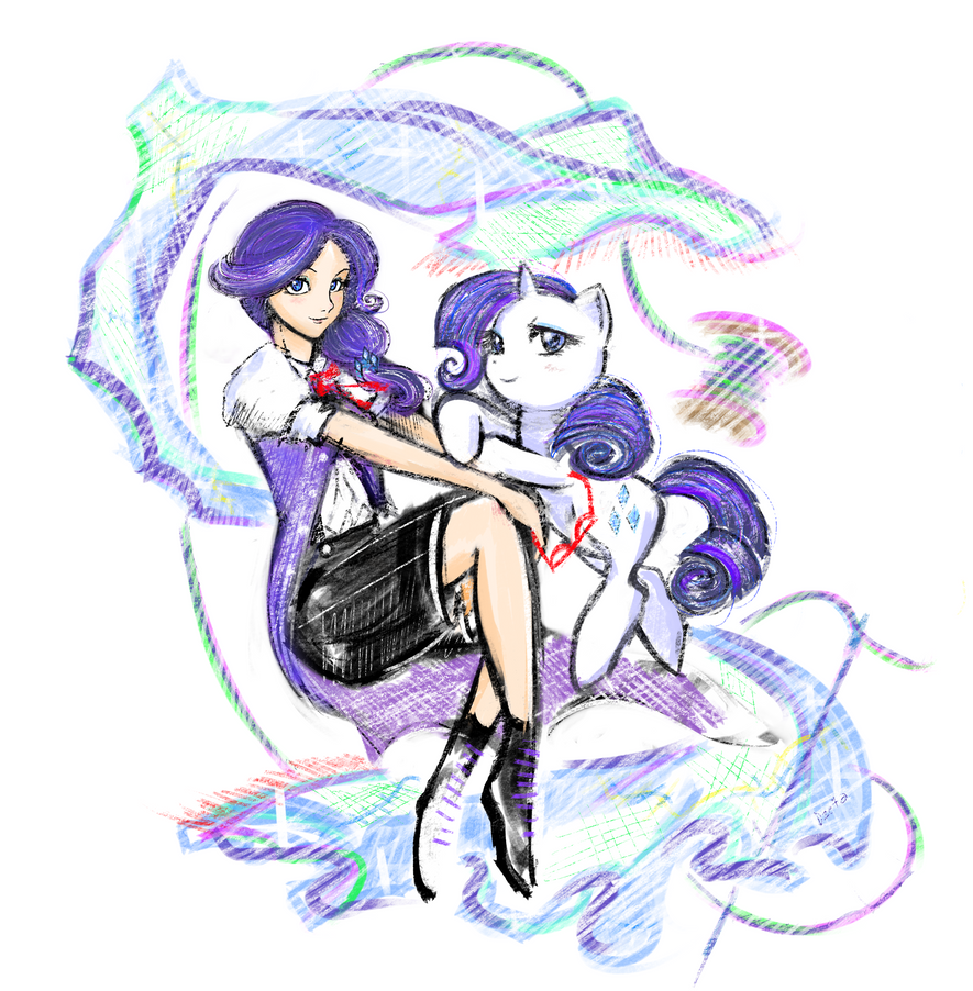 Rarity by dzetaWMDunion