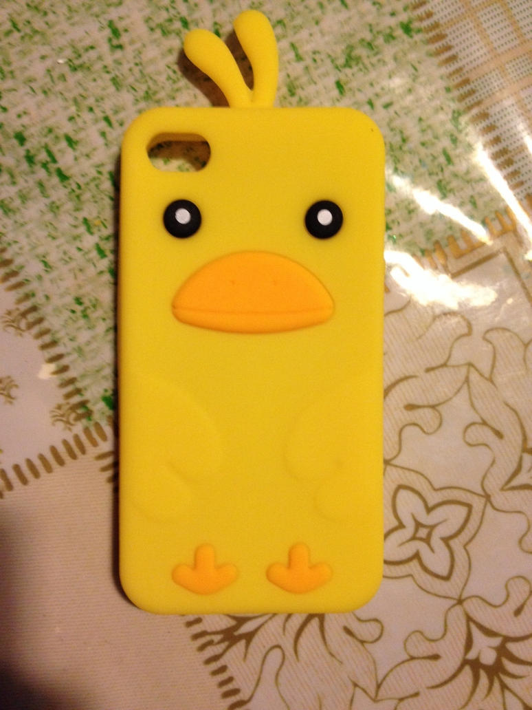 Chicken Iphone 4s case c: by MrsArmstrong1GDFreak