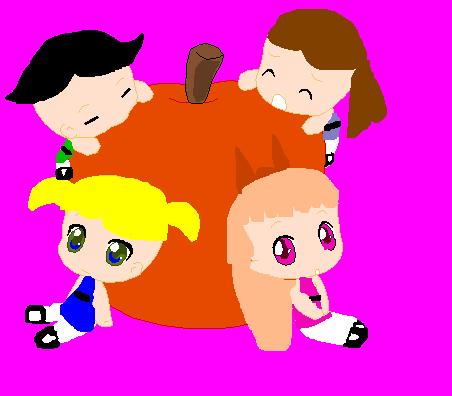 The Power Puff Girls :3 by MrsArmstrong1GDFreak