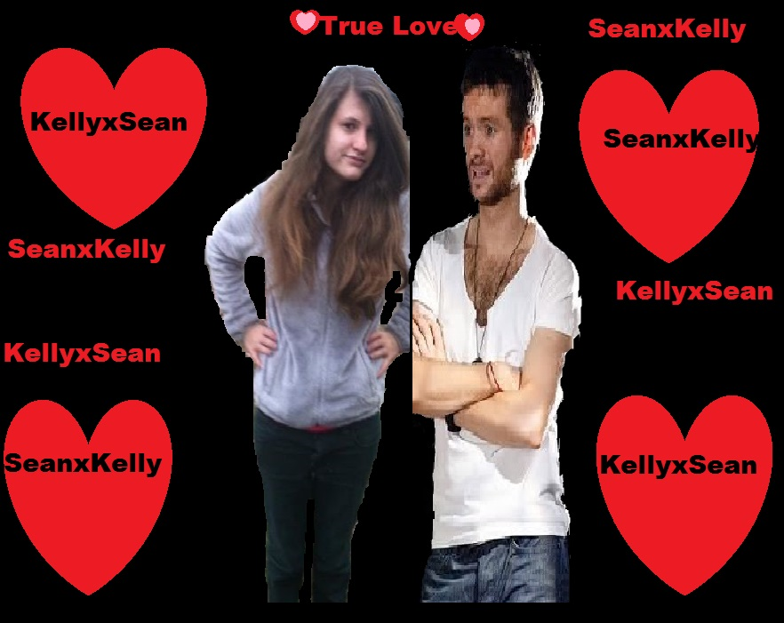 SeaniexKelly by MrsArmstrong1GDFreak