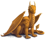 Golden Scaled -RQ-