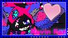 Ravin Fan Stamp. by BBSMJ
