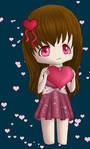 Valentine Chibi