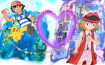 Amourshipping: Love Across The Regions by Lifes-REMedy