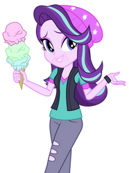 EQG - Who Doesn't Love Ice Cream? by REMcMaximus