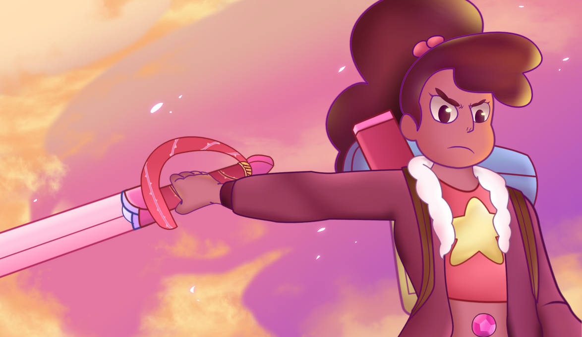 """We Survive"" - Stevonnie (Jungle Moon) The Steven Universe Special ""Stranded"" is coming up real soon. Stevonnie is armed and ready to take on whatever challenges await her on the myster..."