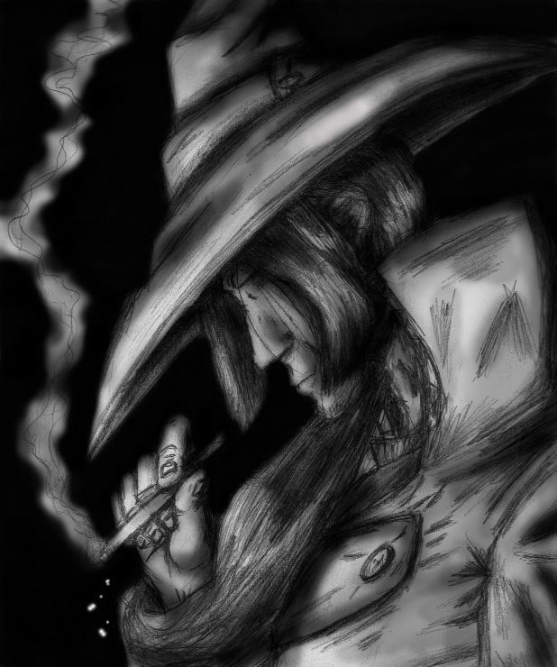 Shady Quicksilver by ladykeara