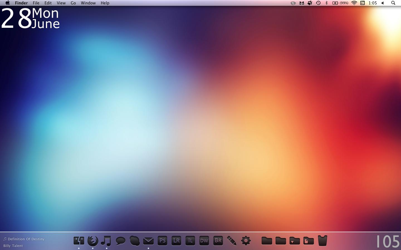 Desktop Screenshot -June 28- by Tryangle