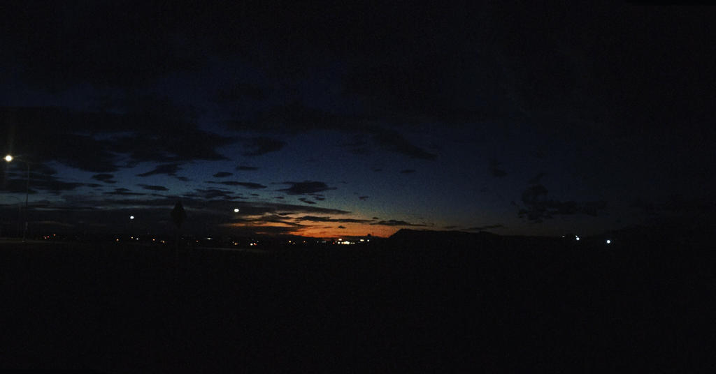 Tainted Sunset by LizTheKairos