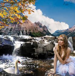 River of memory by bebasv