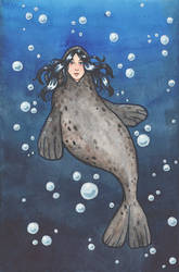 The Selkie by Kirschpraline