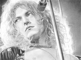 Robert Plant for SweetChile by nametaken