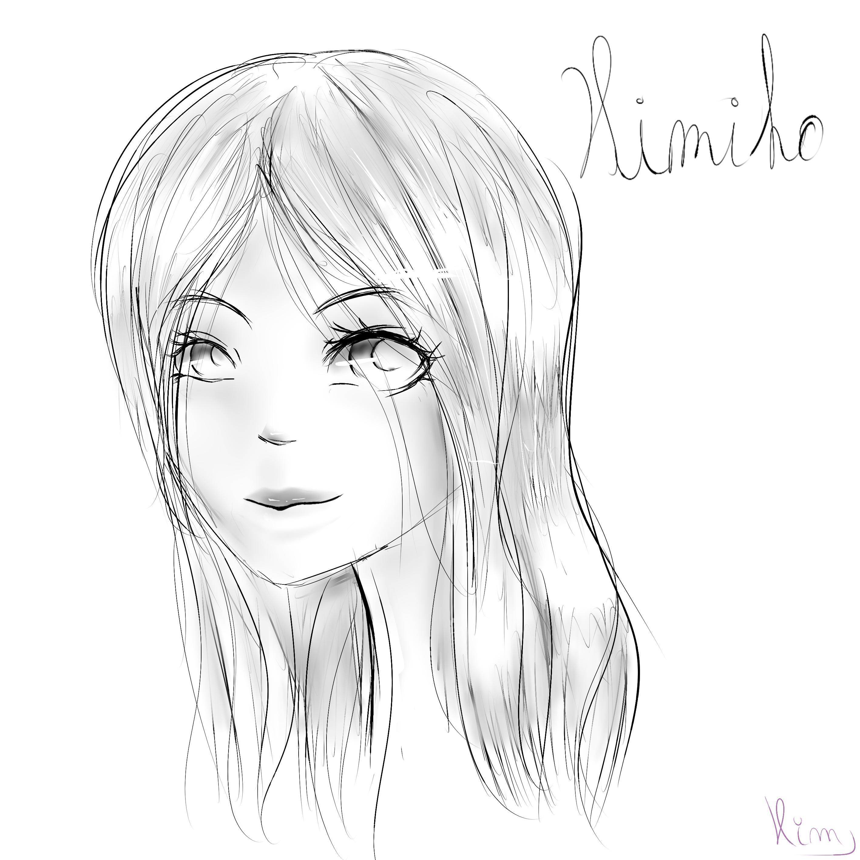 Himiko by Kimkim-A