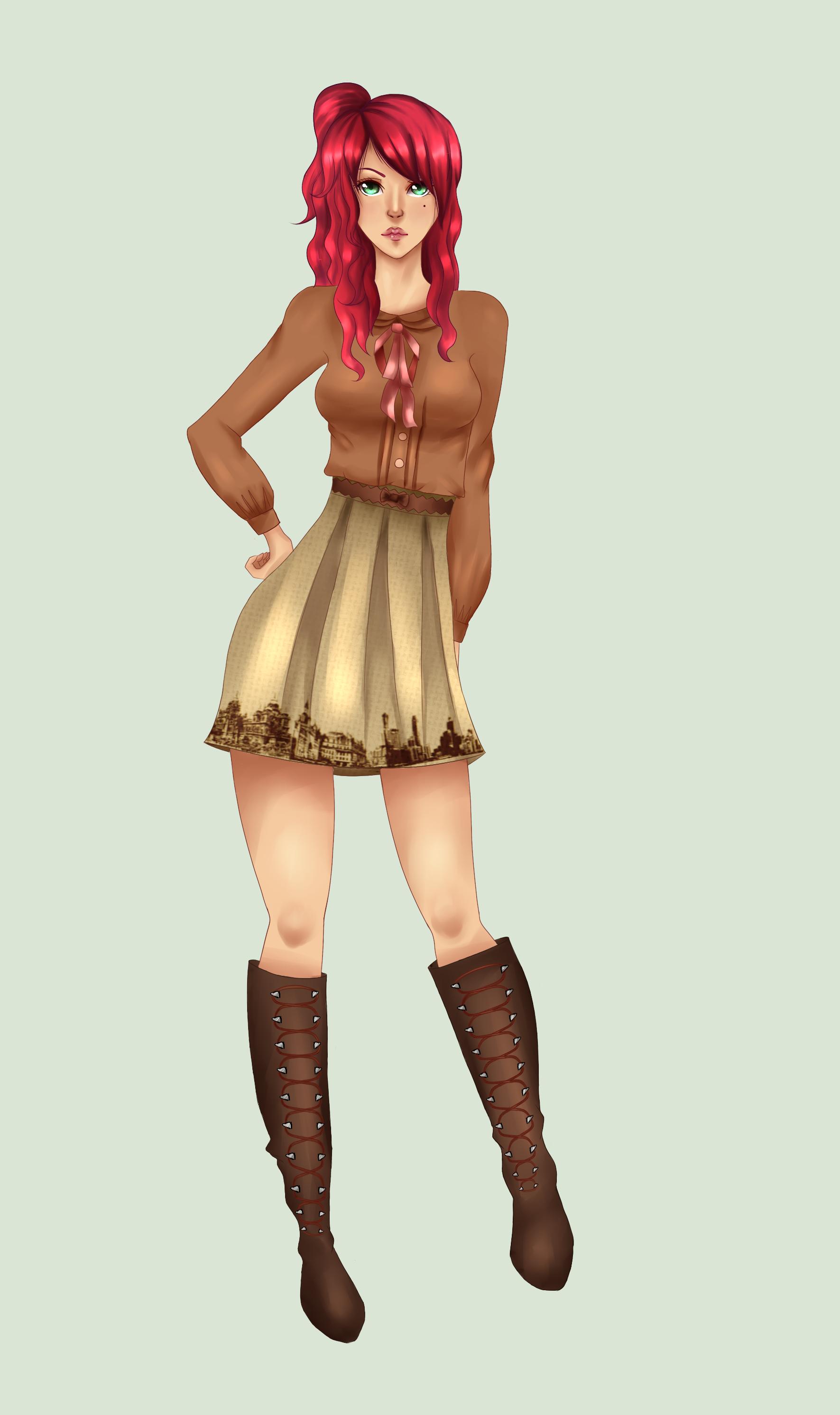 Kim Winchester 2.0 by Kimkim-A