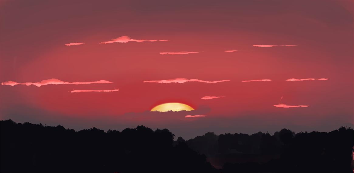 Horizon by Kimkim-A
