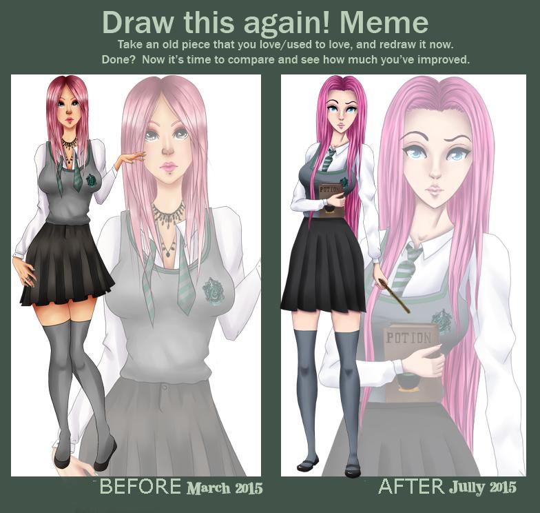 Draw This Again ~ Celeste by Kimkim-A
