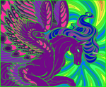 I Was Bored so Here is a Unicorn by Pomegranate-RainWing