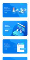 More than 10 illustration collections 2.5d illustr