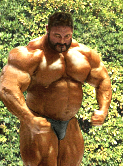 The biggest bodybuilder in the world 1 by supermusclor on