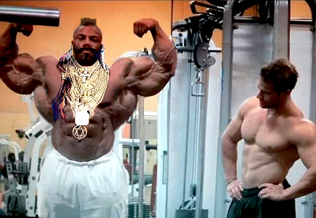 The biggest bodybuilder in the world 7. New Mr T. by ...