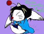 Rinoa Heartilly Moogle