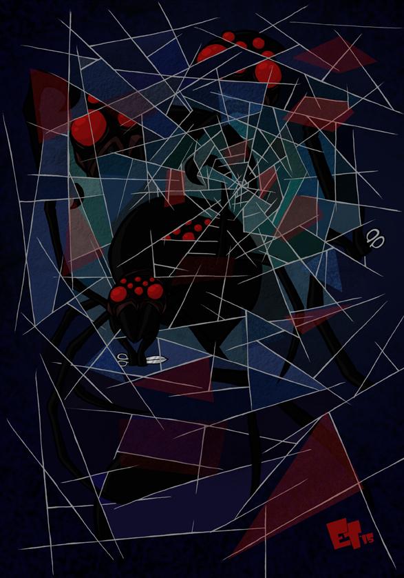 The Weaver by edgar1975