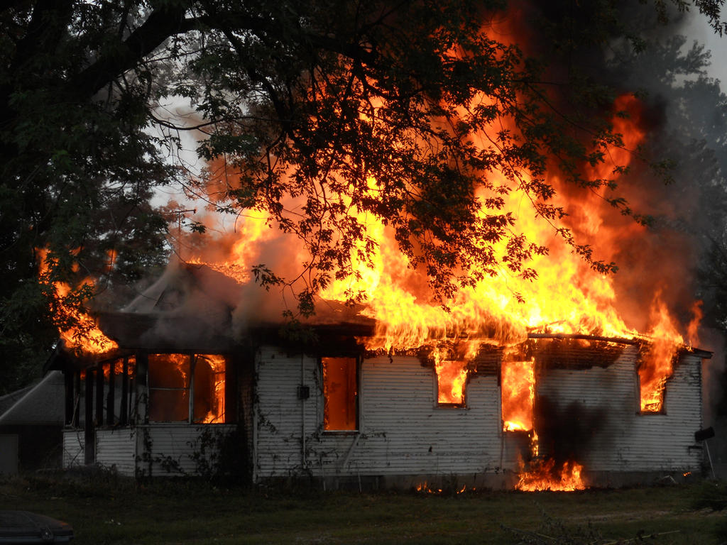 Burn 4 by JewelsStock