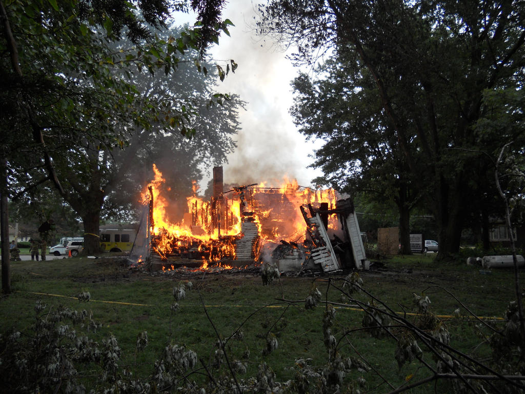 Burn 7 by JewelsStock