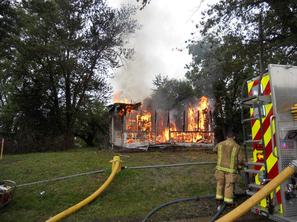 Burn 8 by JewelsStock