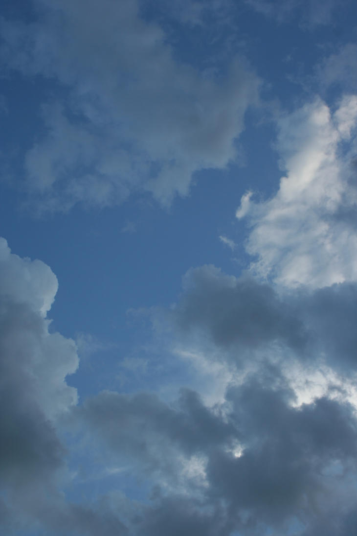 Cloudy Sky 2 by JewelsStock