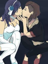 Kiss 2 by xatu