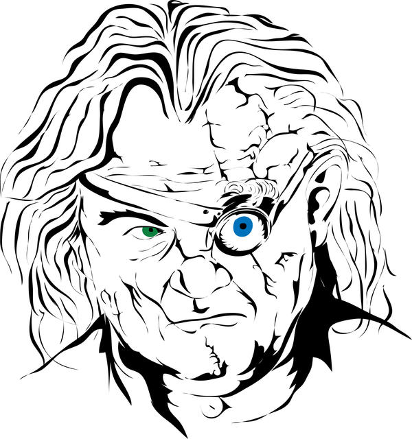 Mad Eye Moody By Sharioon On DeviantArt