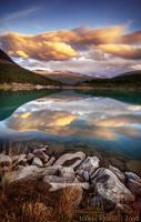 sunset mirror by kihsleek