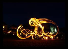 Fireshow by Giedzio