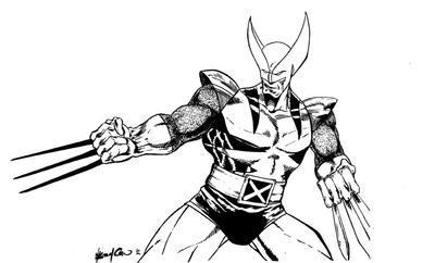 Wolverine by GreenBearBrummbar