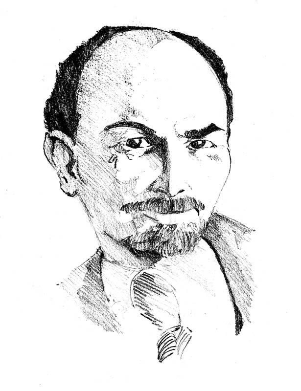 Lenin by GreenBearBrummbar