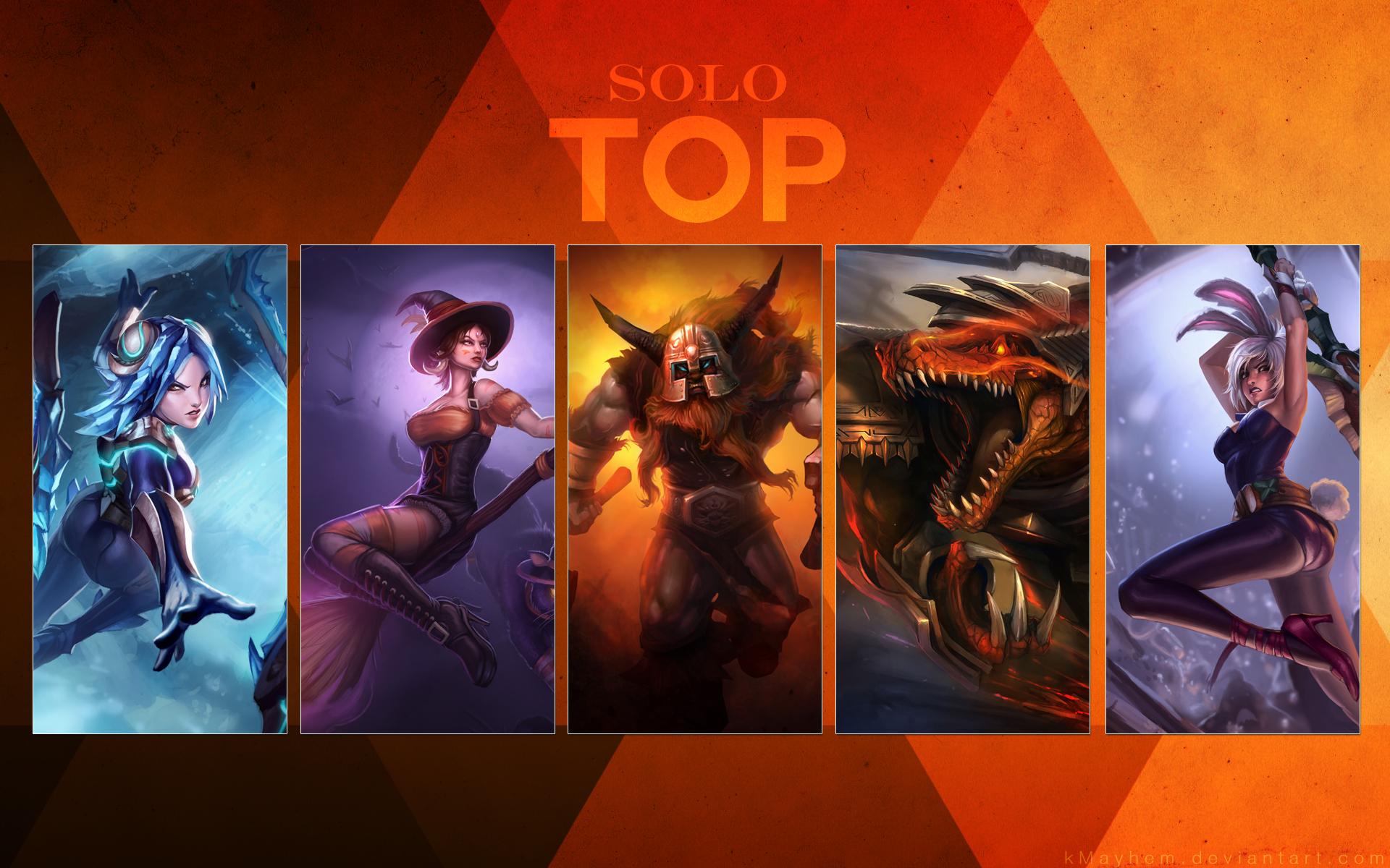 Solo Top by kMayhem