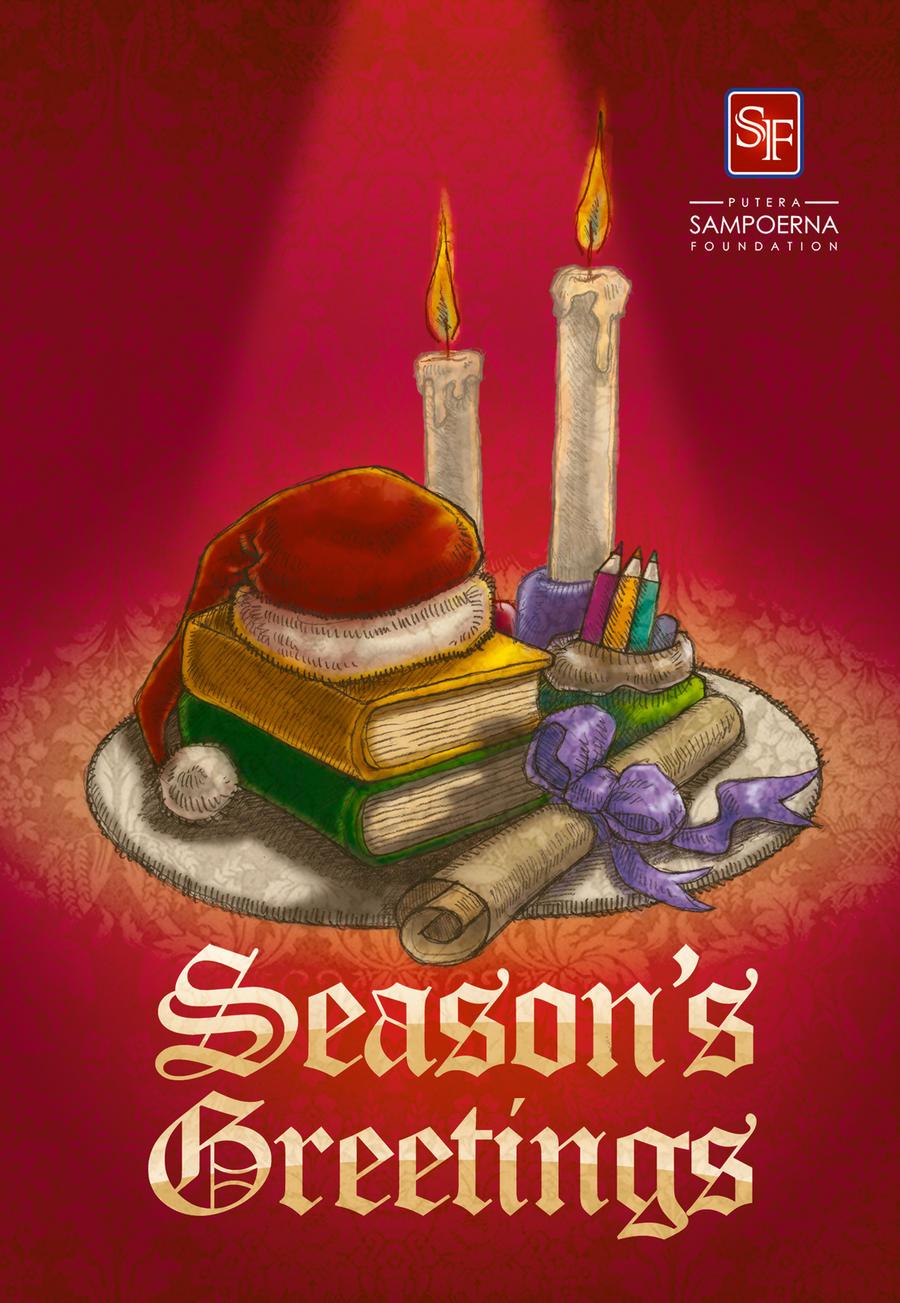 christmas present by v3lv3l