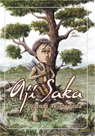 Aji Saka by v3lv3l
