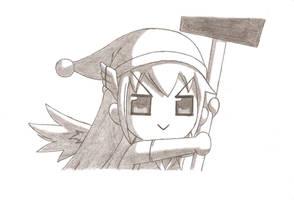 Sora no Otoshimono - Christmas Astraea by FairyTail0079