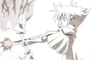Sora no Otoshimono - Ikaros :3 by FairyTail0079