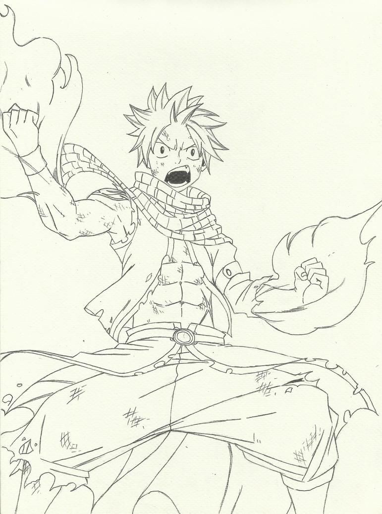Natsu Volume 42 by FairyTail0079