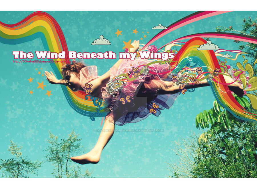 The wind beneath my wings by 00Velvet00Dreams00