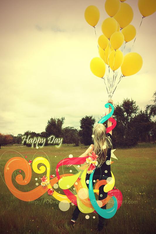 Happy Day by 00Velvet00Dreams00