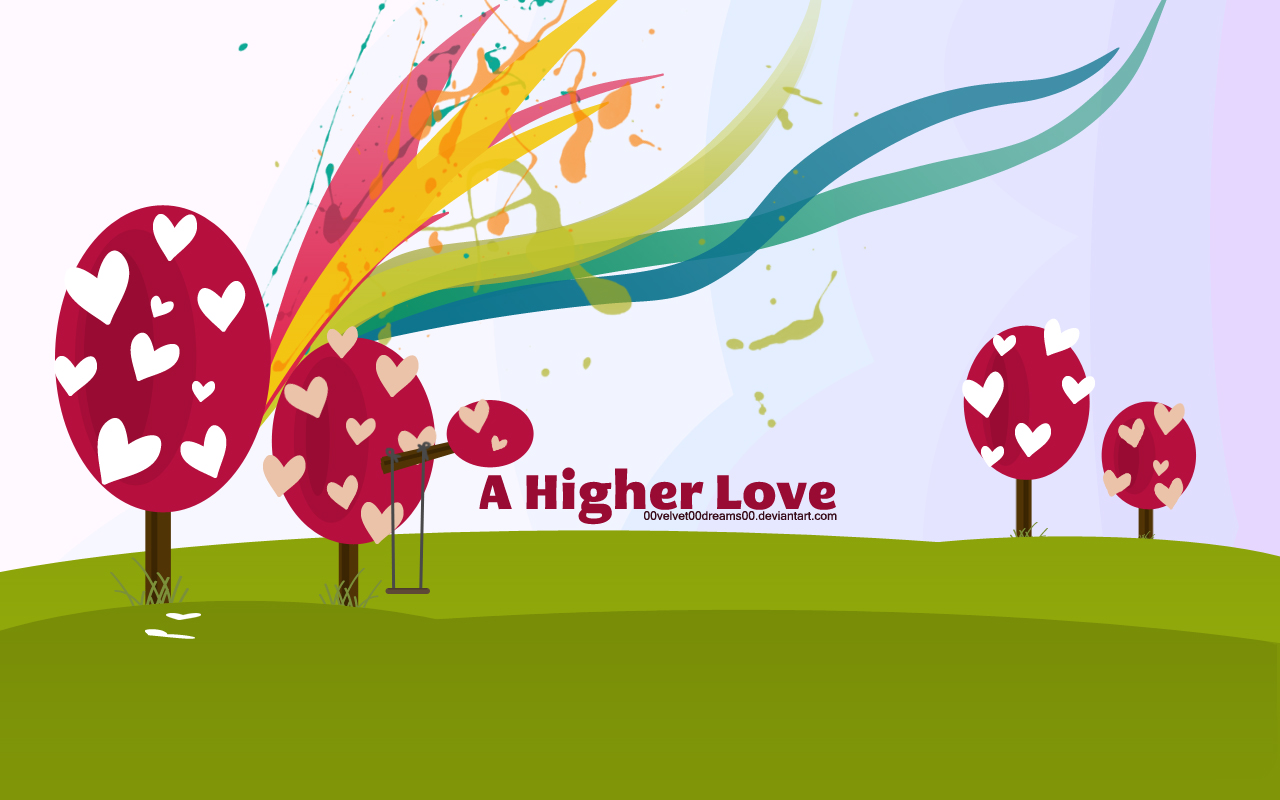 A Higher Love by 00Velvet00Dreams00