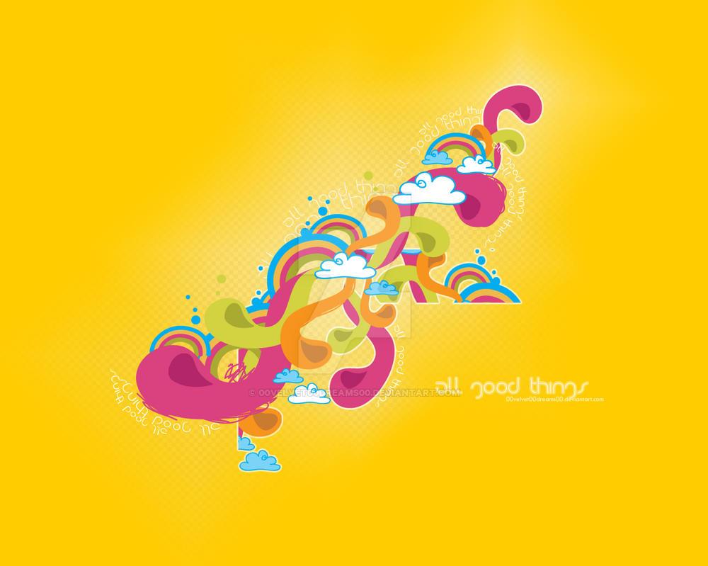 all good things by 00Velvet00Dreams00