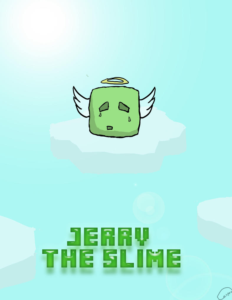 Jerry The Slime Wallpaper
