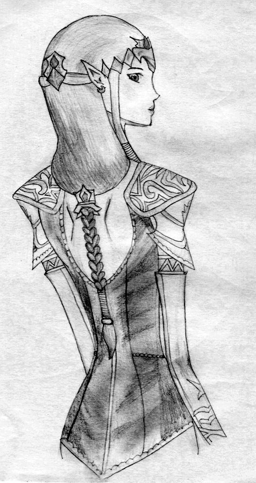 Zelda Request by jayyx3