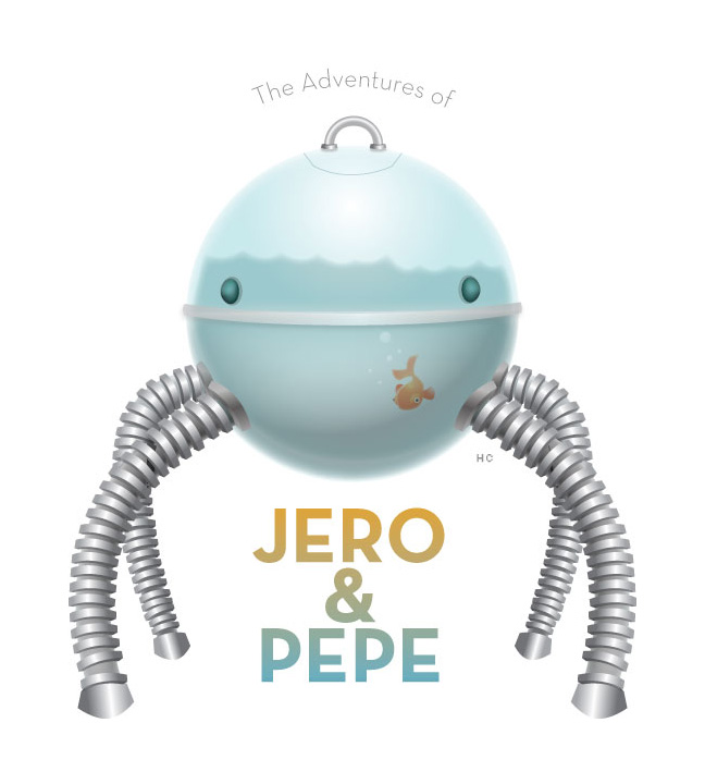 Jero and Pepe by JuicyxPenguin